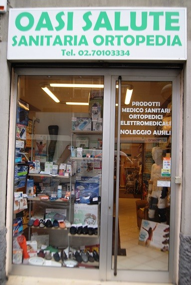 Il nostro negozio a Milano